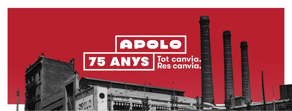 Apolo 75è aniversari